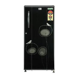 Videocon 190 L 5 Star Direct Cool Single Door Refrigerator (VAL205, Black)_1