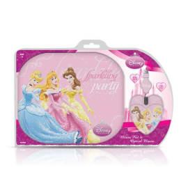 Disney 1000 DPI USB Prince Print Mouse & Mouse Pad (MM212/MP013, Multicolor)_1