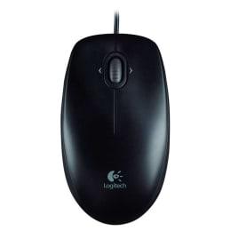 Logitech M100 1000 DPI USB Mouse (910-003301, Black)_1