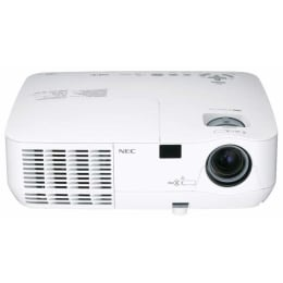 NEC Projector (NP 115G HD, White)_1