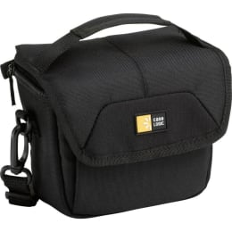 Case Logic Nylon SLR Bag (PVL-204, Black)_1