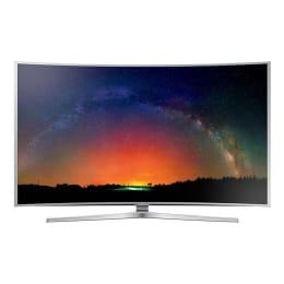 Samsung 140 cm (55 inch) Curved 4k Ultra HD LED TV (55JS9000, Silver)_1
