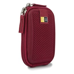 Case Logic EVA Compact Camera Bag (ECC-101, Red)_1