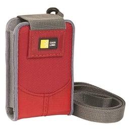 Case Logic Nylon Compact Camera Bag (DCB-06, Red)_1