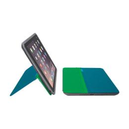 Logitech Any Angle Flip Case for Apple iPad Mini (939-001165, Teal)_1