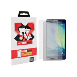 Scratchgard Twin Pack Screen Protector for Samsung Galaxy A5 (Clear)_1