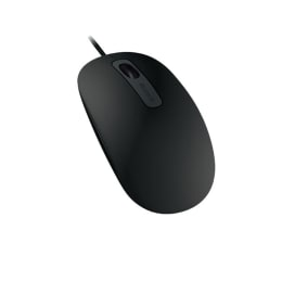 Microsoft M100 800 DPI Wired Compact Optical Mouse (4PJ-00004, Black)_1