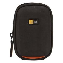 Case Logic Nylon Compact Camera Bag (SLDC-201, Black)_1