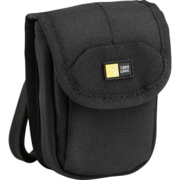 Case Logic Nylon Compact Camera Bag (PVL-202, Black)_1