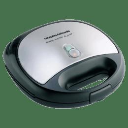 Morphy Richards 750 Watt 2 Slice Sandwich Maker (SM 3006 (TWG), Black)_1