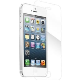 Scrik Tempered Glass Screen Protector for Apple iPhone 5S/5C (Transparent)_1