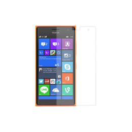 Stuffcool Supertuff Tempered Glass Screen Protector for Nokia Lumia 730 (GPNK730, Transparent)_1