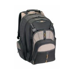 Targus Metro 15.6 inch Laptop Backpack (TBB018AP, Black/Grey)_1