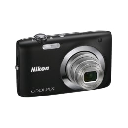 Nikon Coolpix 14 MP Point & Shoot Camera (S2600, Black)_1