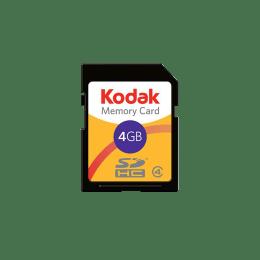Kodak 4 GB SDHC Memory Card (M200, Black)_1