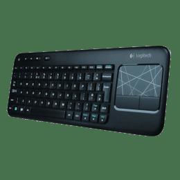 Logitech K400 Wireless Keyboard (920-003109, Black)_1