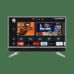 Blaupunkt 124 Cm (49 Inch) 4K Ultra LED Smart TV (Metallic Space Grey & Black, BLA49AU680)_1