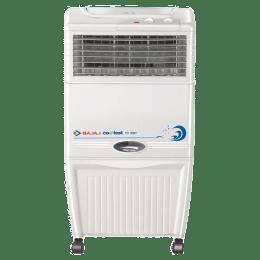 Bajaj 34 Litres Room Air Cooler (Chill Trap Technology, TC 2007, White)_1