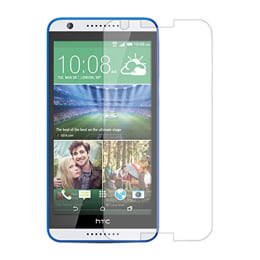 Stuffcool Tempered Glass Screen Protector for HTC Desire 820 (GPHC820, Transparent)_1