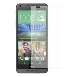 Scrik Tempered Glass Screen Protector for HTC 816 (Transparent)_1