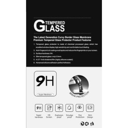 Scrik Tempered Glass Screen Protector for Samsung Galaxy Alpha (Transparent)_1