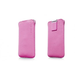Capdase Smart Pocket Full Cover Case for Apple iPod Touch (SLIPT4-S84G, Pink)_1