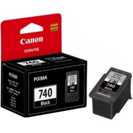 Canon Inkjet Cartridge (PG 740 BLK, Black)_1
