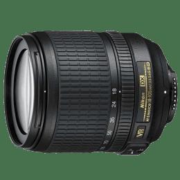 Nikon Nikkor AF-S DX 18-105 mm F3.5-F5.6G ED VR Lens (Black)_1