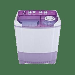 LG 7.2 Kg P8237R3S/TL Washing Machine (Mauve)_1