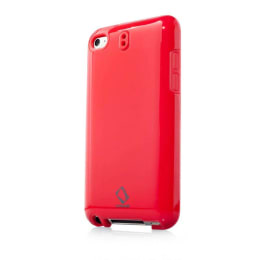 Capdase Polimor Case for Apple iPod Touch 4 (PMIPT4-5199, Red)_1