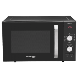 Voltas Beko 23 Litre Convection Microwave Oven (MC23BD, Inox)_1