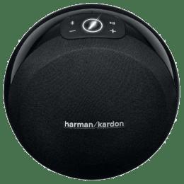 Harman Kardon OMNI10 HD Wireless Portable Speaker (Black)_1