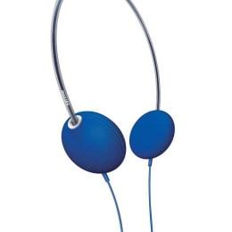 Philips SHL1600 Light Weight Headphone (Blue)_1