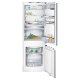 Siemens 230 Litres Fully Integrated 2 Door Bottom Freezer (KI28NP60, Stainless Steel)_1