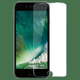 Catz Tempered Glass Screen Protector for Apple iPhone 8 Plus (CZAI8SP-TG0, Transparent)_1