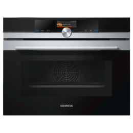 Siemens iQ700 45 Litres Built-in Microwave Oven (Conventional Heat, CM676GBS1, Stainless Steel)_1