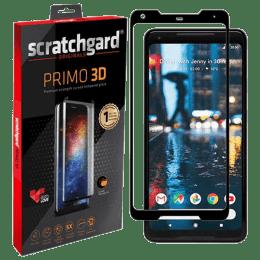 Scratchgard 3D Tempered Glass Screen Protector for Google Pixel 2 XL (Transparent)_1