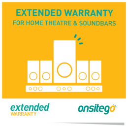 Onsitego 1 Year Extended Warranty for Home Theatre & Sound Bar (Rs.30,000 - Rs.50,000)_1