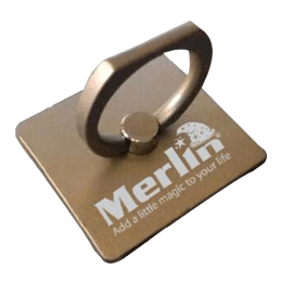 Merlin Swing-O Mobile Ring Holder (Brown)_1