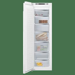 Siemens 235 L Frost Free Single Door Built-In Refrigerator (GI81NAE30, Stainless Steel)_1