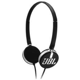JBL T26C On Ear Headphone (Black)_1