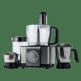 Morphy Richards 1000 Watt Food Processor (icon Deluxe, Black)_1