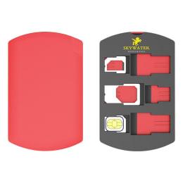 Skywater Sim Card Holder (SW-153, Red)_1