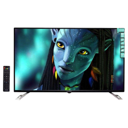 Croma 122 cm (48 inch) Full HD LED TV (EL7330, Black)_1