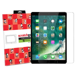 Scratchgard Super Glass Screen Protector for Apple iPad Pro 10.5 Inch (Transparent)_1