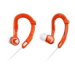 Philips In-Ear Wired Earphones (SHQ3300OR, Orange)_1