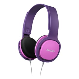 Philips SHK2000PK Kid's Headphone (Pink/Purple)_1