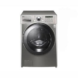 LG 17/9 kg Front Loading Washer Dryer (F1255RDS27, Silver)_1
