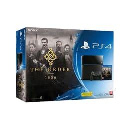Sony PlayStation 4 500 GB The Order:1886 Bundle (Black)_1