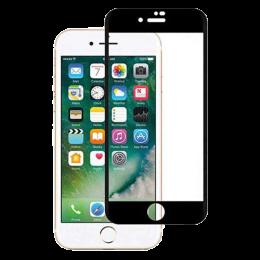 Stuffcool 3D Full Screen Tempered Glass Screen Protector for Apple iPhone 8 (MGGP3DIP8, Black)_1